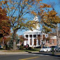 Milford, CT. Town Hall, Милфорд