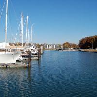 Harbor Marina, Milford, CT., Милфорд