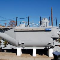 Lake Submarine, Milford, CT., Милфорд