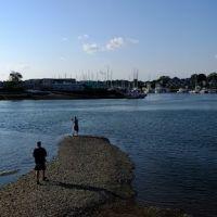 Milford Harbor Jetty, Милфорд