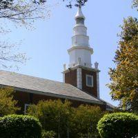 USCGA Chapel, Нью-Лондон