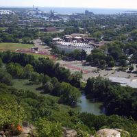 East Rock Park in New Haven, Нью-Хейвен