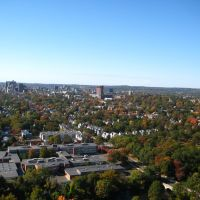 View from East Rock Park - New Haven, CT, Нью-Хейвен