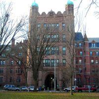 Yale University New Haven., Нью-Хейвен