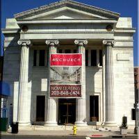 Church for rent!, Нью-Хейвен