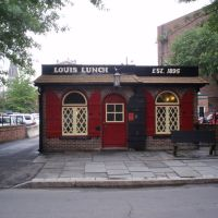 Louis Lunch, Нью-Хейвен