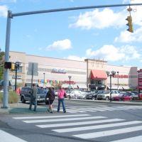 Ridgeway shopping center, Стамфорд
