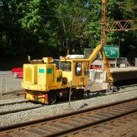 Track Maintenance Equipment at Stamford, CT, Стамфорд