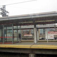Amtrak Stamford Station, Стамфорд