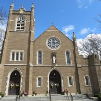 Saint James RC Church Stratford CT USA, Стратфорд