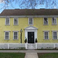 Yellow House, Стратфорд