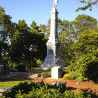 Academy Hill Historic District, Statue, Park, Стратфорд