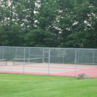 Chase: Tennis Courts, Уотербури