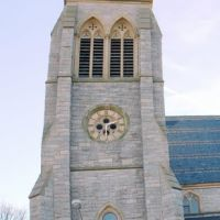 St. Johns Episcopal Church at Waterbury, CT, Уотербури