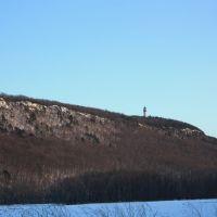 Talcott Mountain in Winter, Фармингтон