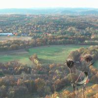 Simsbury from Talcott Mountain Ridge Trail, Фармингтон