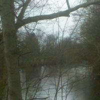 Farmington River Upstream, Simsbury, CT April 24 2011, Фармингтон