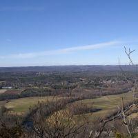 View From Talcott Mountain, Фармингтон
