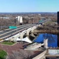 Connecticut River, Hartford, CT, Хартфорд