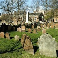 Old graves in Hartford (1995), Хартфорд