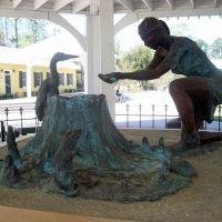 Abita Springs Fountain, Абита-Спрингс