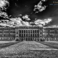 Bolton High School Infrared HDR Panorama, Александрия