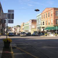 Corner of 3rd and Georgia, Louisiana MO, Боссир-Сити