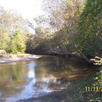 Pushepatapa Creek @ Hwy 21 East View, Варнадо