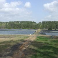 La Dept Wildlife - Fisheries Fish hatchery, Вудворт