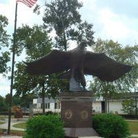 Veterans Memorial, Гонзалес