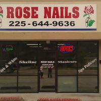 ROSE NAILS, Гонзалес