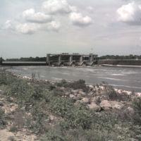 Dam on the Ouachita River near Columbia, La, Джексон