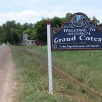 Welcome to Historical Grand Coteau, Louisiana, Канктон