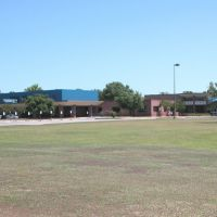 Live Oak Elementary School, Butcher Switch Road, Lafayette, Louisiana, Канктон
