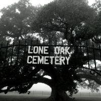 Lone Oak Prisoner Cemetery, Карвилл
