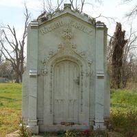 Ricard Tomb - Bayou Goula, LA, Карвилл