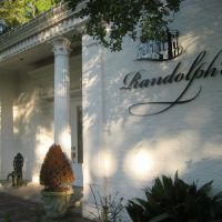 Randolphs Hall, Nottoway Plantation, White Castle, LA, Карвилл