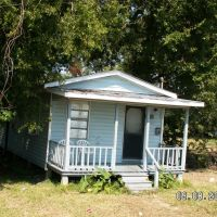 Shotgun House, White Castle, Louisiana, Карвилл