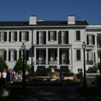 Nottoway Plantation House, Карвилл