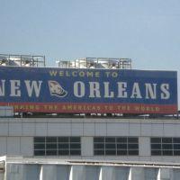 aeropuerto de new orleans, Кеннер