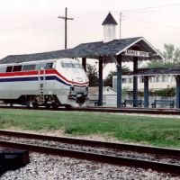 Amtrak 809, Кеннер
