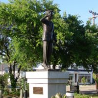 Worlds Largest Statue of President Ronald Reagan, Ковингтон