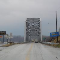 US 54 Bridge at the Mississippi River, Коттон-Вэлли