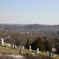 Cemetery, Коттон-Вэлли