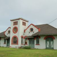Old Colorodo Southern Train Depot - Crowley, LA, Краули