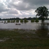 Simmesport, La. Flood 2011, Куллен
