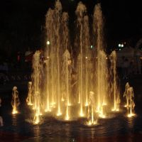 Downtown Fountain, Лафайетт