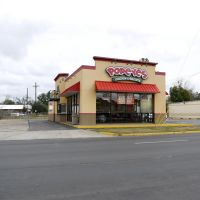 Dustys view of Popeyes, Лафайетт