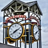 Clock, Лафайетт