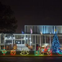 Lake Charles Civic Center - Christmas 2011, Лейк-Чарльз